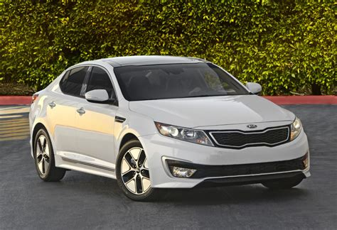 Kia Optima Fuel Mileage Most Fuel Efficient Cars Best Gas Mileage Cars 2012 2013
