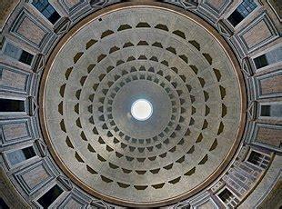 cupola pantheon pantheon roma
