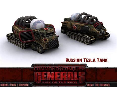Tesla Tank Russian Tesla Tank Image Rise Of The Reds Mod For C C