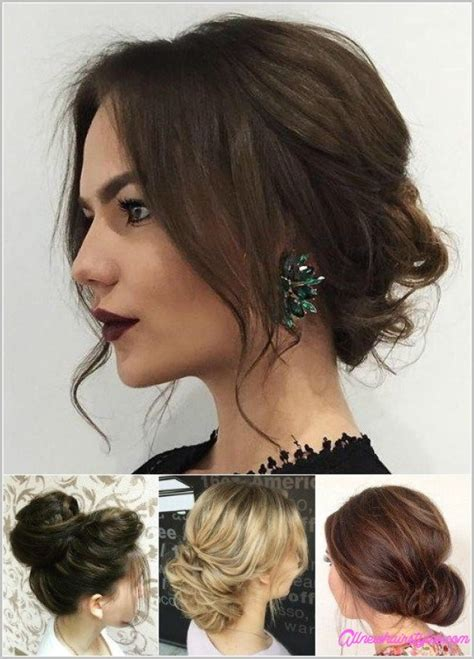 Wedding Hairstyles For Medium Length Hair To The Side by Wedding Hairstyles For Medium Length Hair