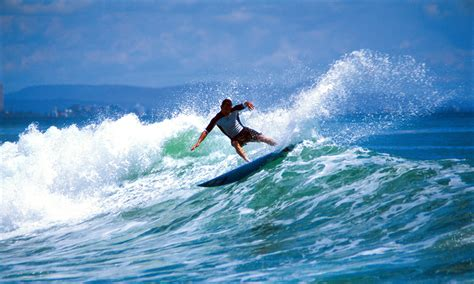 Surfers Australia by Best Water Sports Destinations