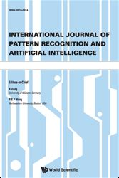 journal of pattern recognition international journal of pattern recognition and