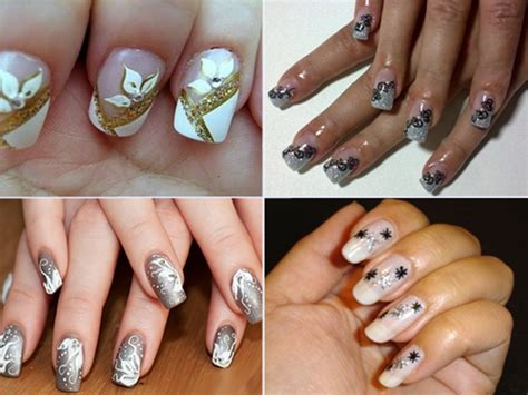 Decorated Nails by Decorated Nail Pictures 2013