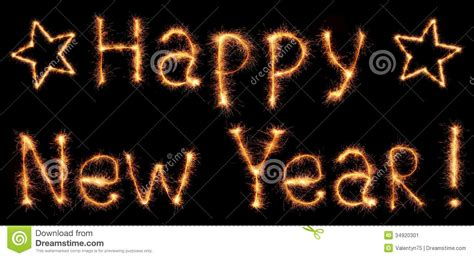 happy new year words in happy new year words stock image image 34920301