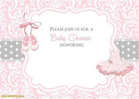 Princess Themed Baby Shower Ideas Free Printable Baby Shower Invitations Templates Princess Baby Shower Invitation Templates Free