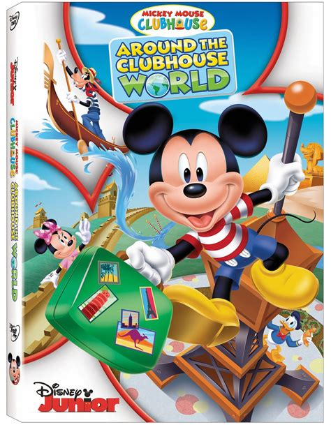 Mickey Mouse Clubhouse by April 2014 Snymed