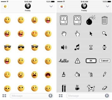 ios emojis for android new ios 10 emoji packs for messages gadgetking