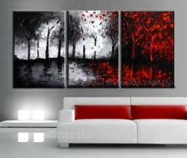 black and white painting ideas wall art designs wall art cheap hand painted tree canvas
