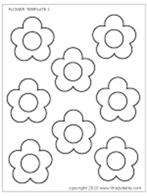 coloring pages of small flowers flowers printable templates coloring pages