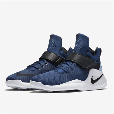 black nike basketball shoes nike kwazi coastel blue black basketball shoes