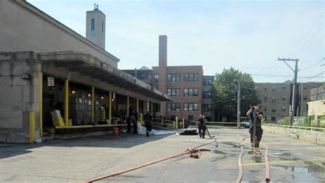 suspicious substance at evanston post office cooking