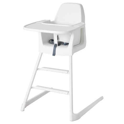 chaise haute bebe ikea chaise haute b 233 b 233 avec ceinture ikea