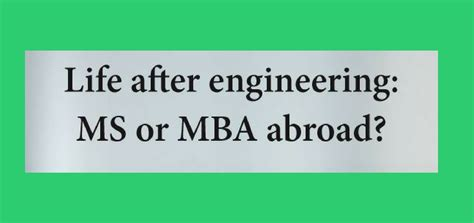 Abroad Opportunities For Mba by Jamboree Gmat Gre Sat Test Preparation Tips