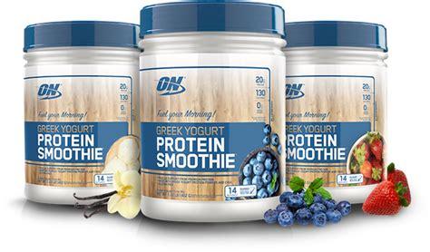 protein yogurt brands optimum nutrition yogurt protein smoothie at