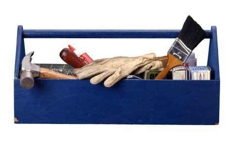 make sure you the right tools for improving your home