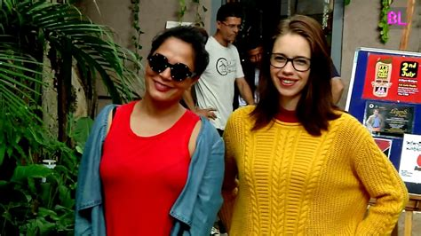 richa chadda and kalki movie jia aur jia appears to be a slice of life film about two
