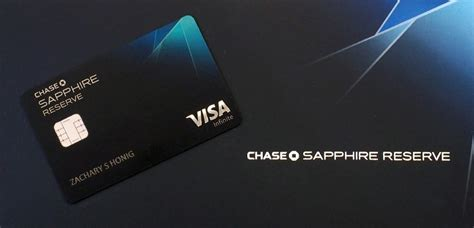 sapphire reserve   popular chase ran   metal cards