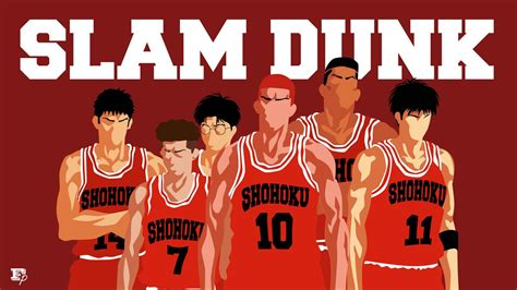 slam dunk slam dunk hd background picture image