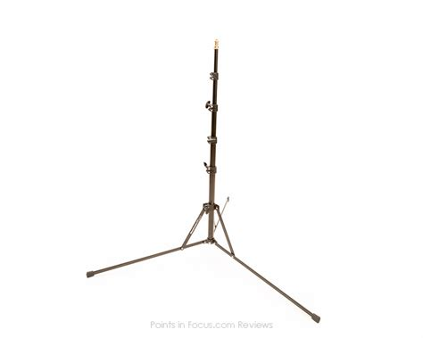 manfrotto 5001b nano light stand points in focus photography