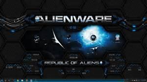 Split Level Style ultimate alienware windows 10 theme