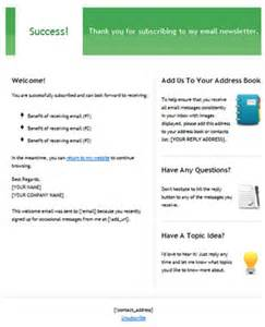 Business Email Templates Free Download Free Business Email Newsletter Templates 171 Free Business