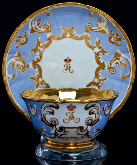 peterhoff palace porcelain cup saucer antique russian