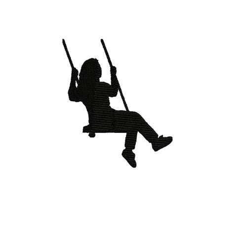 swing silhouette sale 50 off embroidery design swing silhouette embroidery
