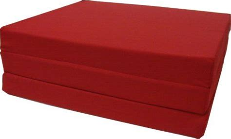 shikibuton trifold foam beds 60 each possible sleepover solution if stored in a built