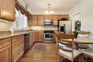 Kitchens With Wood Cabinets by Pictures Of Kitchens Traditional Light Wood Kitchen