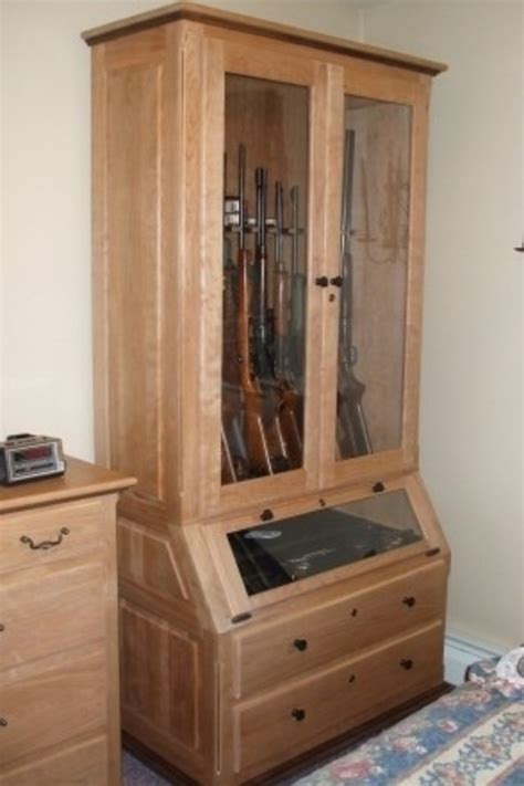 Handmade Gun Cabinets - 301 moved permanently