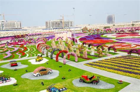 Diy Backyard Landscaping Ideas Dubai Miracle Garden The Most Attractive Garden In The World