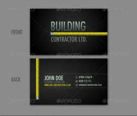business card indesign template best 25 construction business cards ideas on