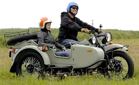 Neue Motorrad Gespanne by Die Neue Ural Motorrad Gespanne