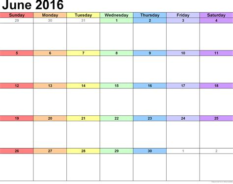 free printable weekly calendar landscape february 2016