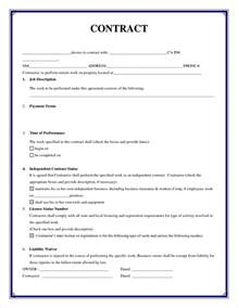 contract summary template doc 580600 sle contract summary template sle