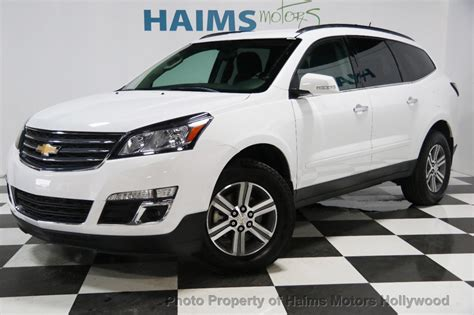2017 chevrolet traverse 1lt 2017 used chevrolet traverse fwd 4dr lt w 1lt at haims