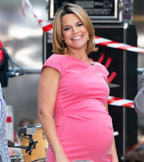 savannah guthrie 2nd pregnancy pregnant savannah guthrie leaving today to start her