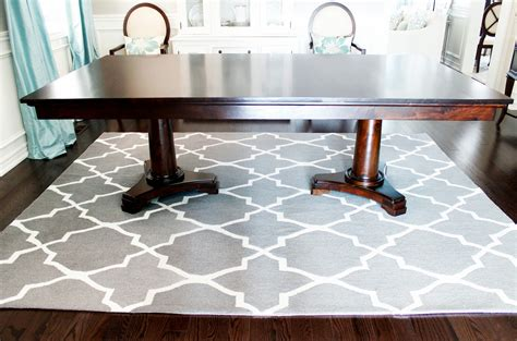 Dining Table Rug by Gray Dining Room Rugs Area Rug Dining Table
