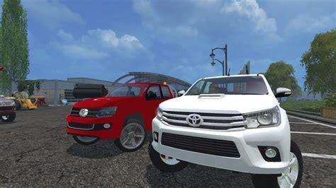 Toyota Ets Hilux 187 Gamesmods Net Fs17 Cnc Fs15 Ets 2 Mods