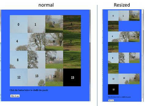 primefaces layout resize javascript javascript webpage layout breaking on window resize