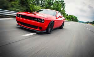 2015 Dodge Challenger Srt Hellcat Car And Driver