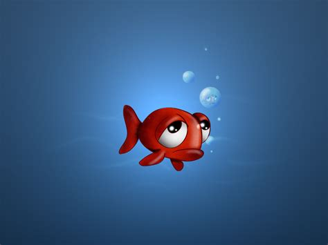 animated fish wallpaper