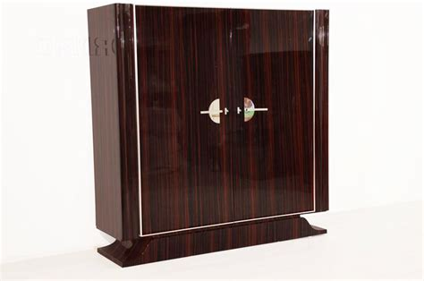 Macassar Cabinets by Deco Style Macassar Cabinet For Sale At 1stdibs