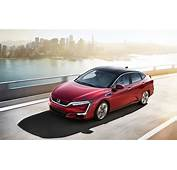 Honda Clarity Plug In Hybrid To Be Sold Canada  2018