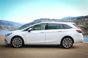 Test Opel Astra Sports Tourer Fahrbericht Opel Astra Sportstourer 2016 Inkl