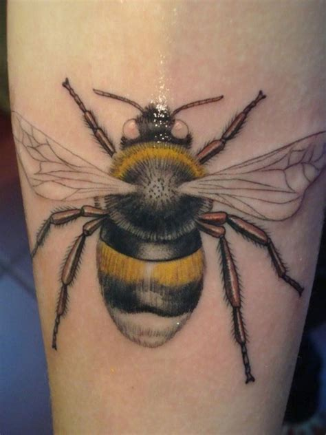 honey bee tattoo designs 25 fabulous bumble bee designs creativefan
