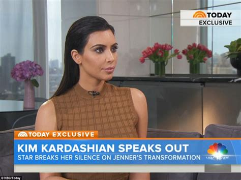 bruce jenner says hes transitioning to a woman the new kim kardashian reacts to stepfather bruce jenner s tearful
