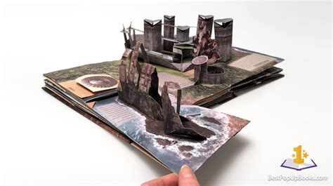 Of Thrones Pop Up Book By Matthew Reinhart Best Pop