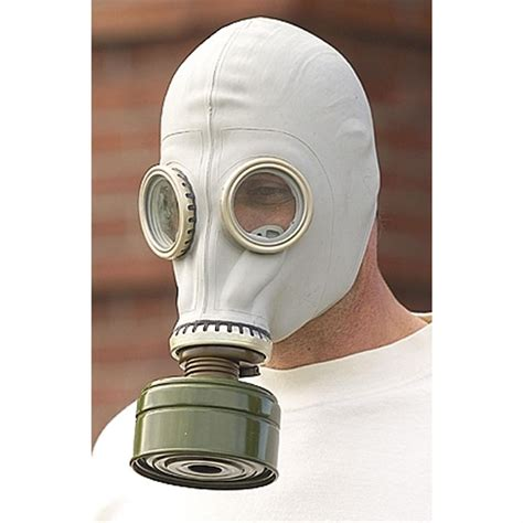 Masker Chemical russian surplus gas masks 2 pack new 643231