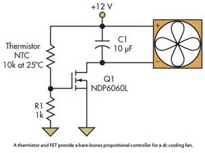 temperature controlled fan electrical engineering stack exchange